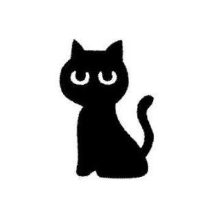 黒猫くるり