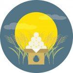 簡単「お月見団子」!作り方と重ね方、おいしい白玉団子を作るコツ!