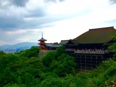 清水寺へのアクセス!京都駅からバスで、祇園から歩いて!
