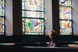 祈り 教会