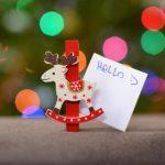 クリスマス・カード、英語のメッセージ文例!友だちに恋人に